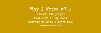 whyiwrite
