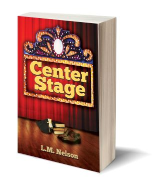 3D-Book-Template Center Stage