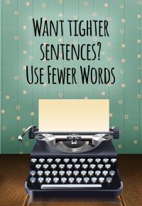 fewer-words