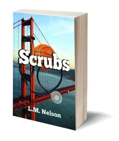 Scrubs 3D-Book-Template
